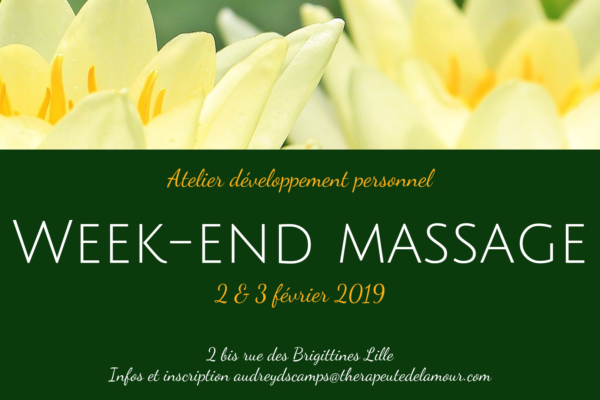 Week-end Massage
